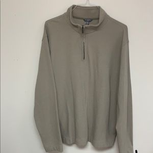 Van Heusen Flex 1/4 ZIP Pullover Size XXL